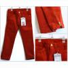 4. Цена 650 руб. Удобные и красивые вельветовые брюки для девочек. 3 кармана спереди, 2 накладных кармана сзади, шлевки для ремня, замочки по бокам по низу штанин. Состав: 100% хлопок. Размеры:2-3 года (98см), 3-4 (104), 4-5 (110), 5-6 (118), 7-8 (128)