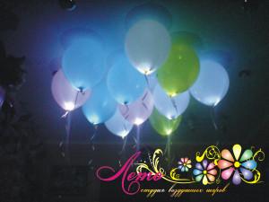 Светящиеся шары Лето 4