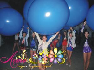 Большие шары Лето 4