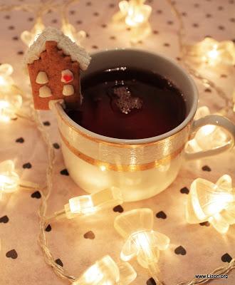 Лиза Пряничные минидомики на чашку