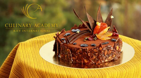 Торт Великолепный имбирь