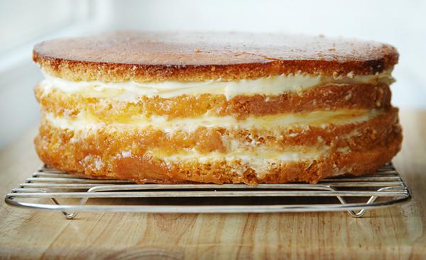 Рецепт торта с маскарпоне с фото