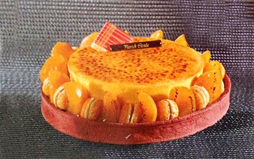 1 red tart