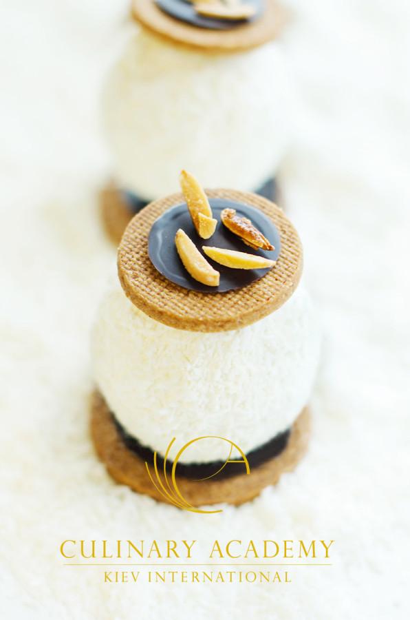 Пирожное Великолепный Кокос (2)
