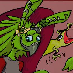 Nerd Queen Icon