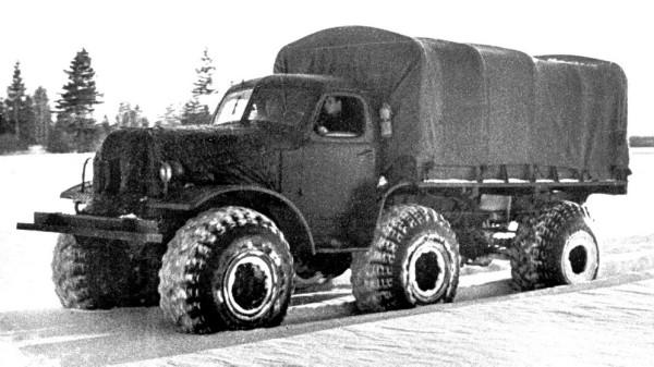 зил-157Р