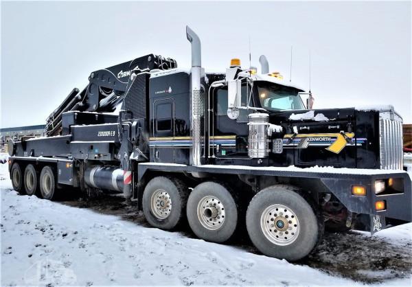 kenworth-6 axle