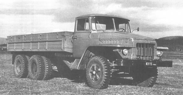 урал-377-двускатный