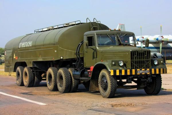 краз-258 тз-22