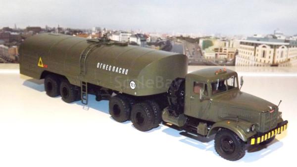 краз-258-тз-22