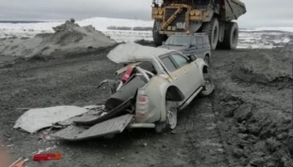 белаз-vs-ford