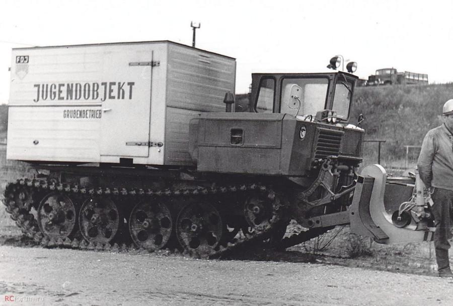 тдт-55-германия