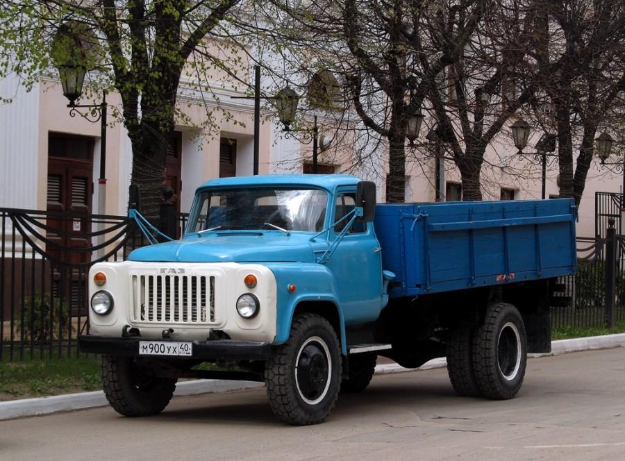 газ-53-12-