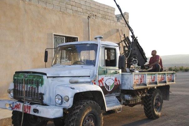 газ-3308-сирия