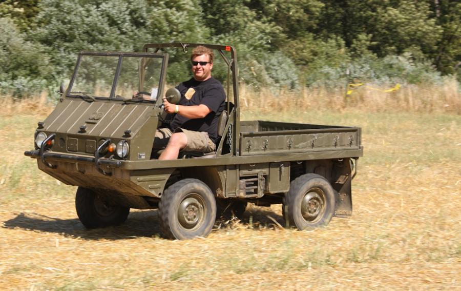 steyr-haflinger