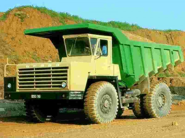 белаз-540