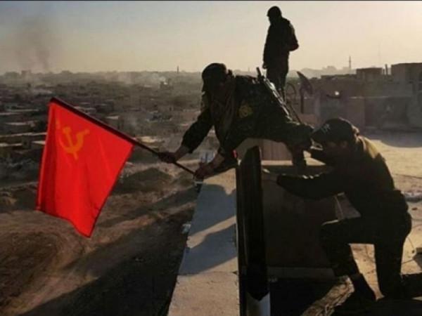 знамя победы ракка