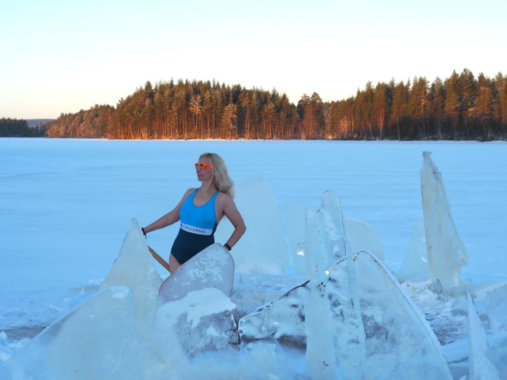 """Карелия. Мергубское озеро. Лагерь """"Большое приключение"""""""