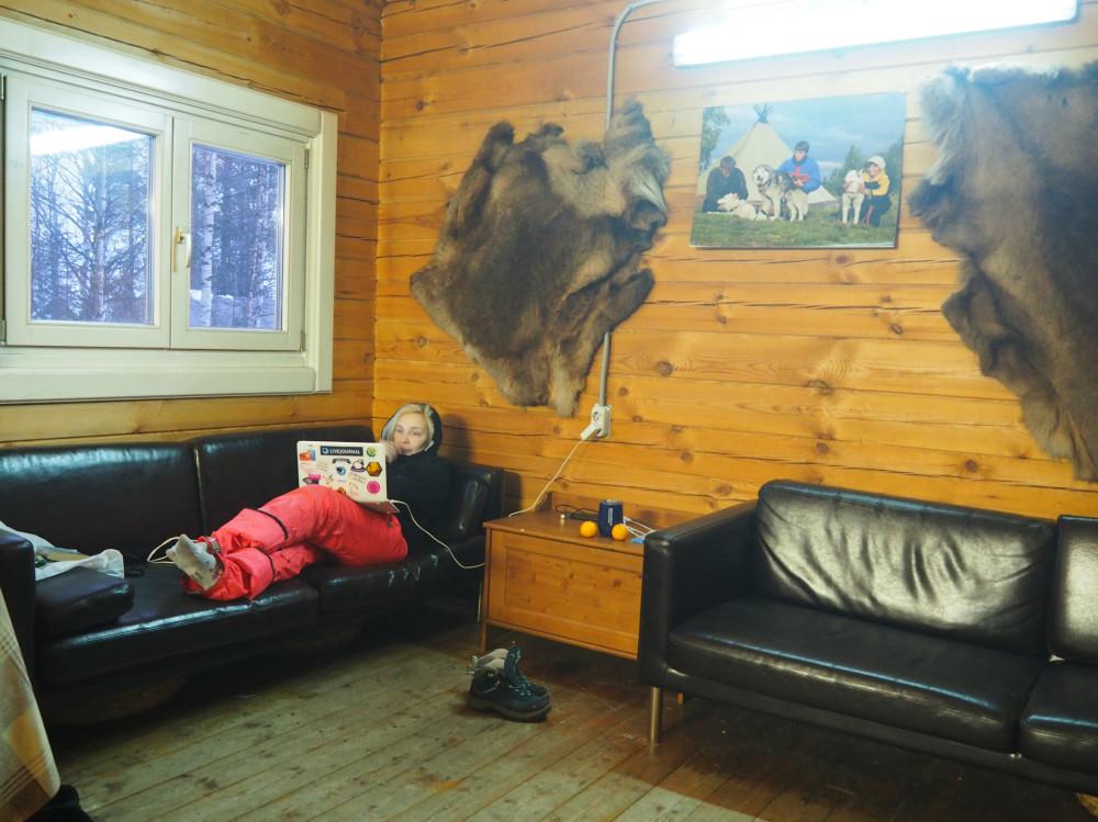 """Карелия. Мергубское озеро. Лагерь """"Большое приключение"""". Дворец Снежной королевы"""