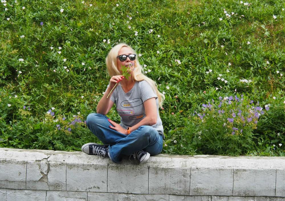 Сад Трубецких. Блогерский марафон, Творческий марафон. 92 дня лета. Факты обо мне