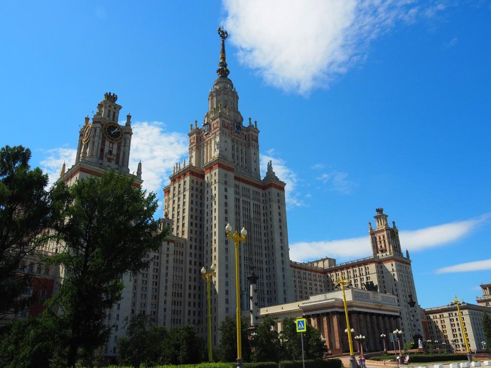 Мой любимый уголок Москвы