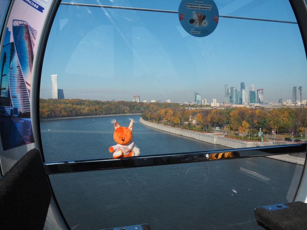 Московская канатная дорога