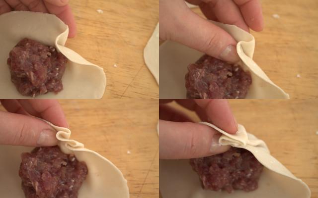 Хинкали рецепт приготовления как лепить красиво