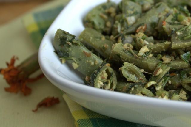 рецепты зеленое лобио