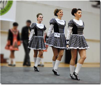 школа ирландского танца Килларни