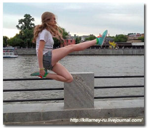 ирландские танцы в Москве
