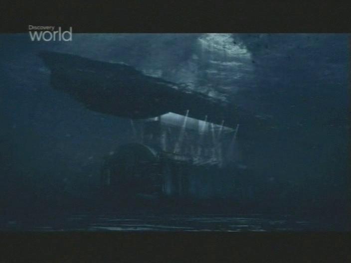 американец поднявший подводную лодку
