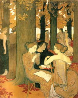 Maurice Denis: The Muses