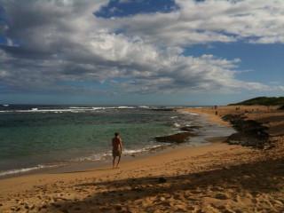 Maha'ulepu Beach, Kaua'i