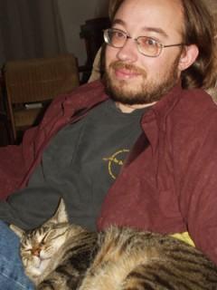 Cobweb when she was fat!