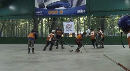 Матч с харьковской 'Ухтышкой'