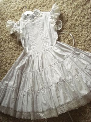 Shiro OP (Lolita Princess) 400