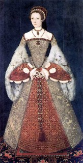 Catherine Parr, by Master John, 1545.