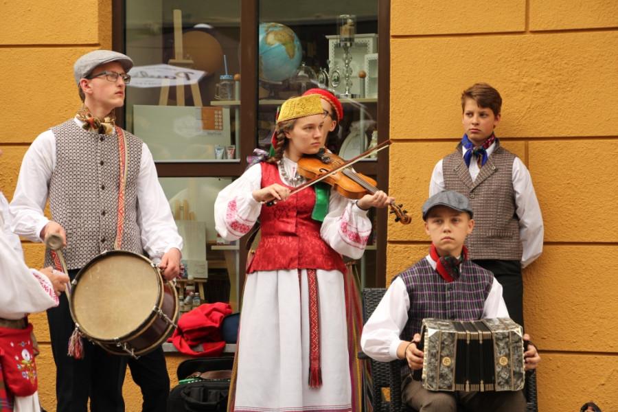 Фольклорный фестиваль Atataria в Каунасе (3)