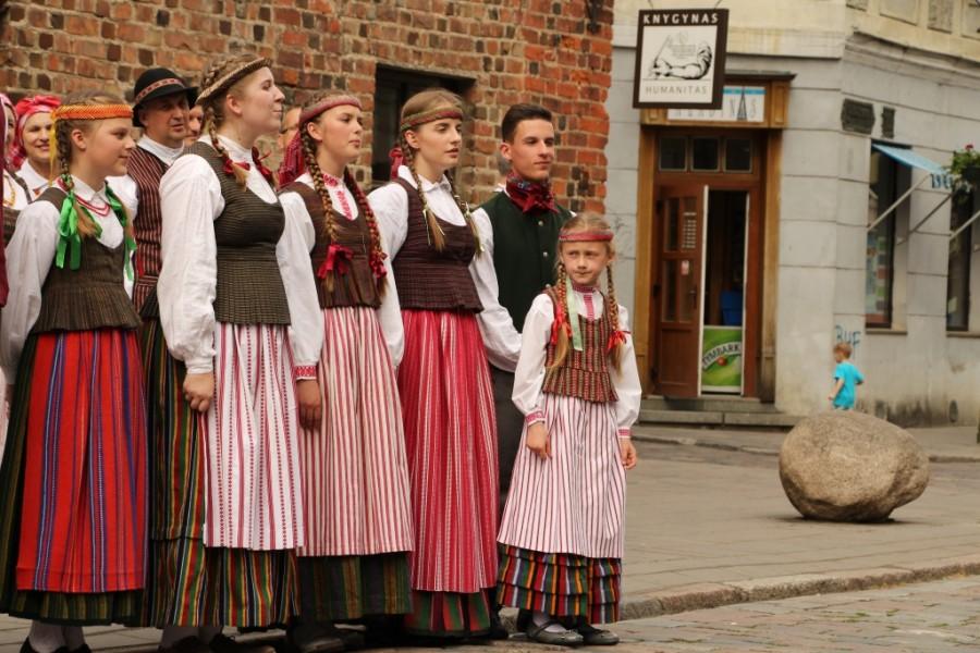 Фольклорный фестиваль Atataria в Каунасе (5)