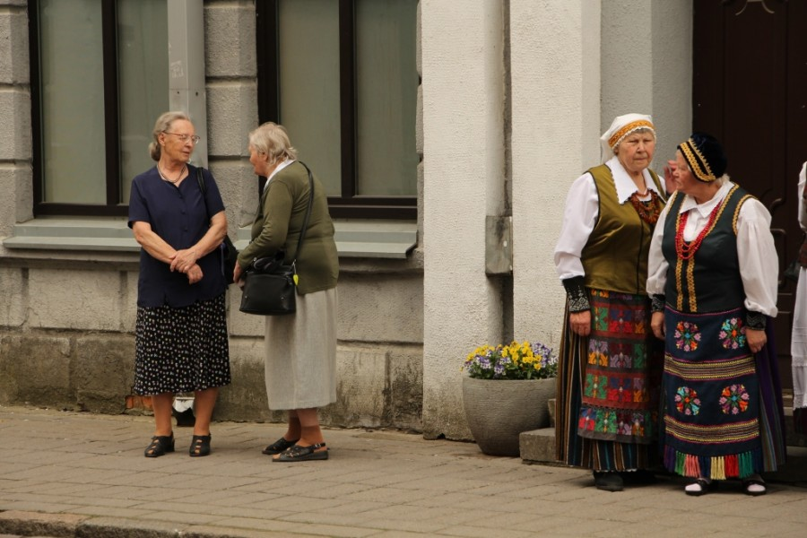 Фольклорный фестиваль Atataria в Каунасе (9)
