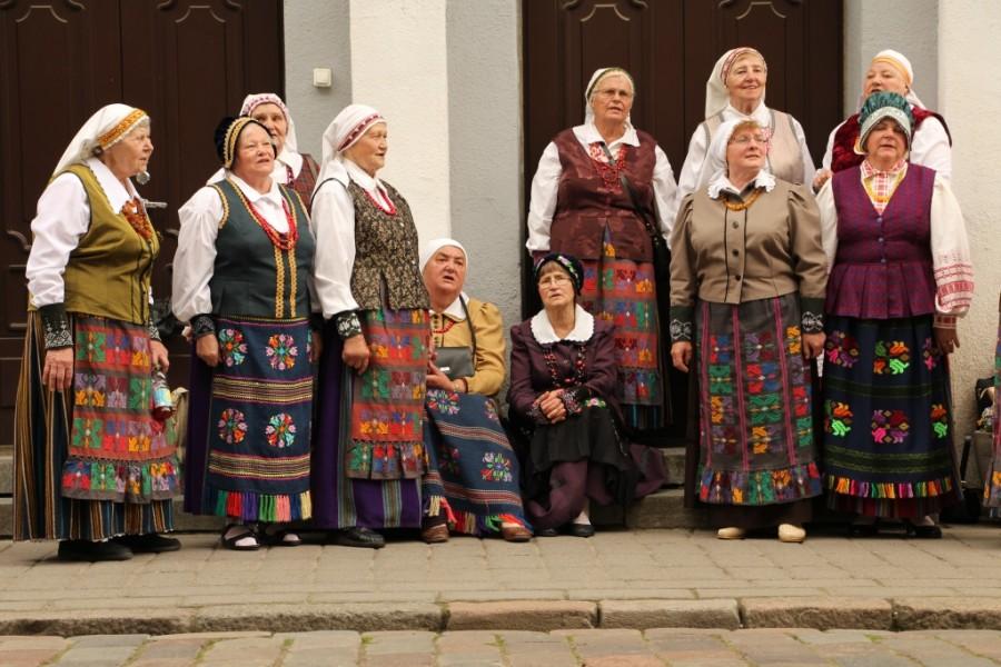 Фольклорный фестиваль Atataria в Каунасе (11)