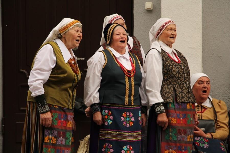 Фольклорный фестиваль Atataria в Каунасе (12)