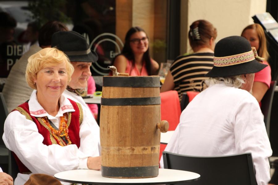 Фольклорный фестиваль Atataria в Каунасе (13)