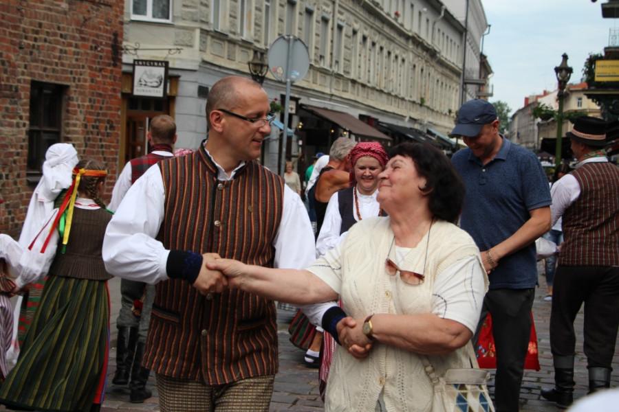 Фольклорный фестиваль Atataria в Каунасе (17)