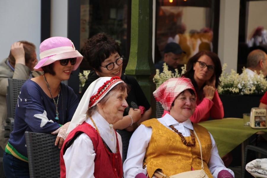 Фольклорный фестиваль Atataria в Каунасе (19)