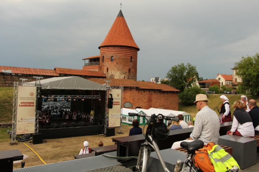 Фольклорный фестиваль Atataria в Каунасе  (24)