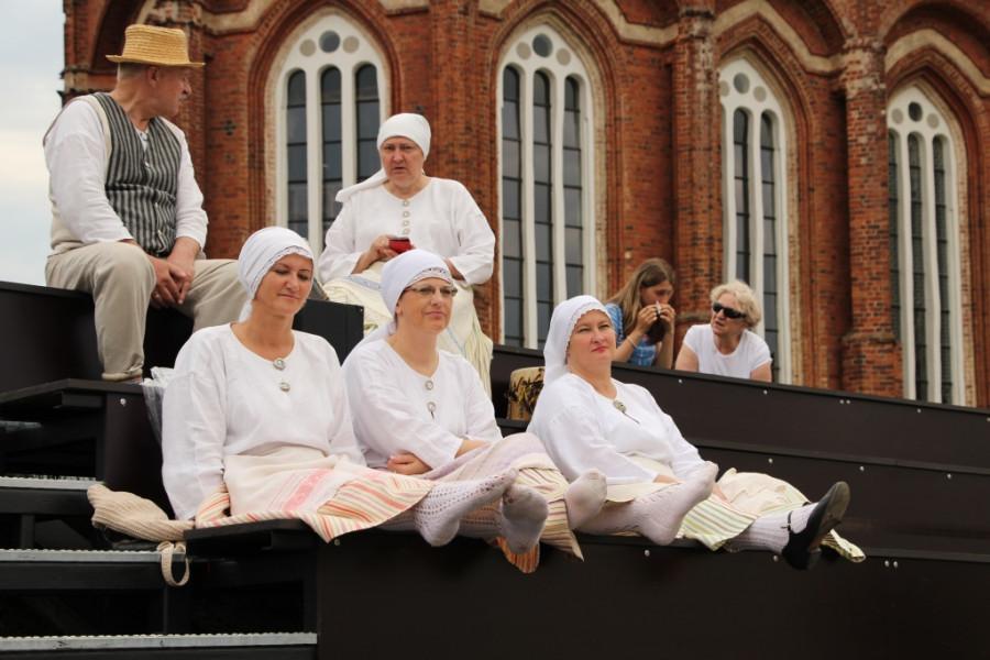 Фольклорный фестиваль Atataria в Каунасе  (27)