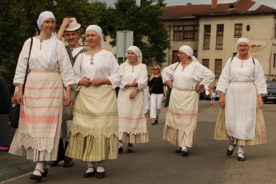 Фольклорный фестиваль Atataria в Каунасе  (29)