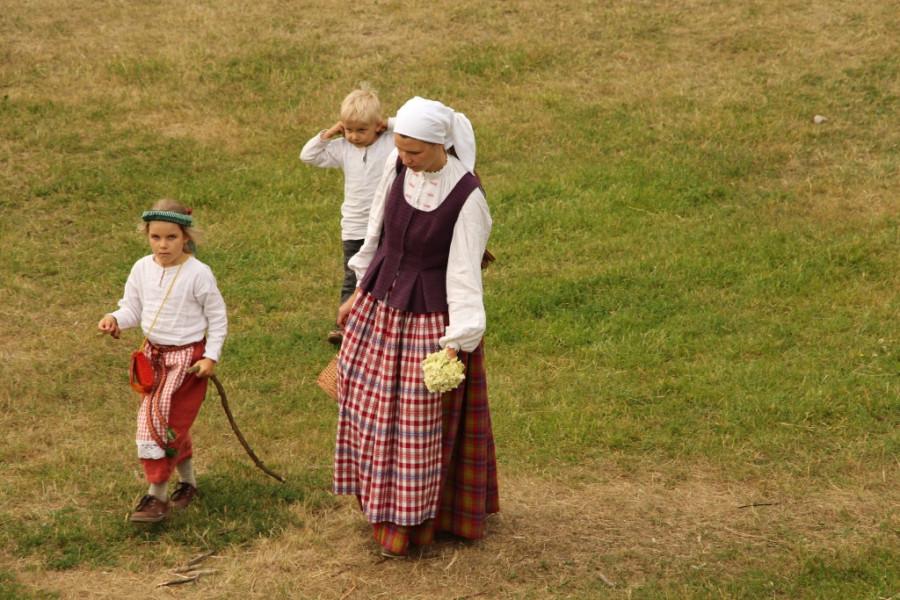 Фольклорный фестиваль Atataria в Каунасе  (32)