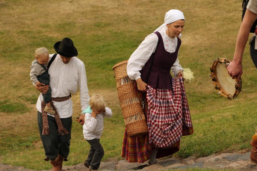 Фольклорный фестиваль Atataria в Каунасе  (33)